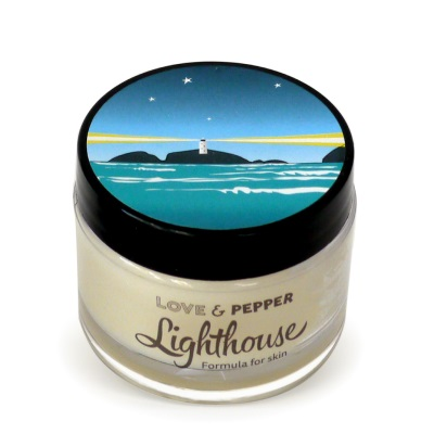 Lighthouse Formula For Skin with Argan and Jojoba Oils