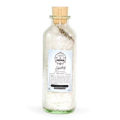Soaky Bath Salts